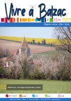 Magazine municipal – Mars 2021