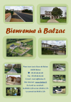 Plaquette Balzac 2021